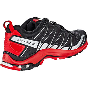 Salomon XA Pro 3D GTX Shoes Men Black/Barbados Cherry/White